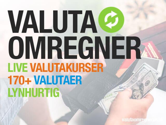 kurs danske kroner euro